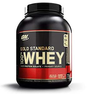 Optimum Nutrition(オプティマムニュートリション)ゴールドスタンダード 100%ホエイ