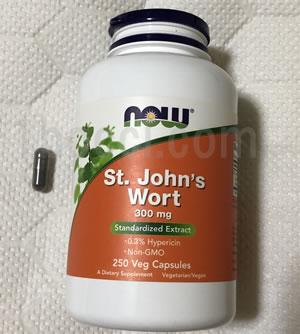Now Foods セントジョーンズワート(St. John's wort)