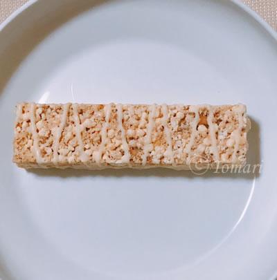 匂い-BSN Protein Crisp(プロテインクリスプ) パック入りプロテインバー 塩味タフィープレッツェル味のレビュー!【iHerb】
