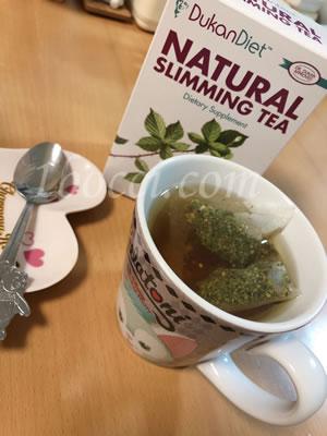 Dukan Diet 天然痩身茶美味しい