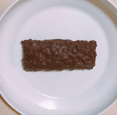 アイハーブ(iHerb)マッスルファーム(MusclePharm) コンバットクランチバーチョコレートチップクッキー生地味