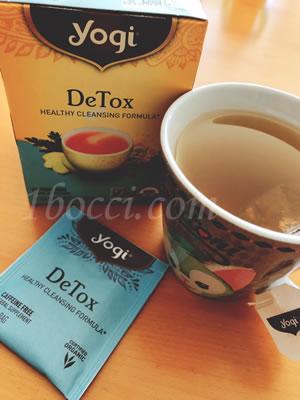 Yogi detox/デトックス 解毒 カフェインフリー口コミ