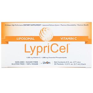 LypriCel リポソームビタミンC 30包
