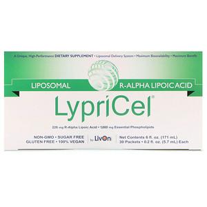 LypriCel リポソームR-ALA 30包