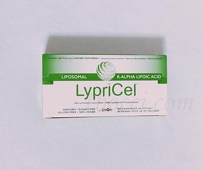 iHerbのLypriCel(リプライセル)リポソームR-ALAのレビュー