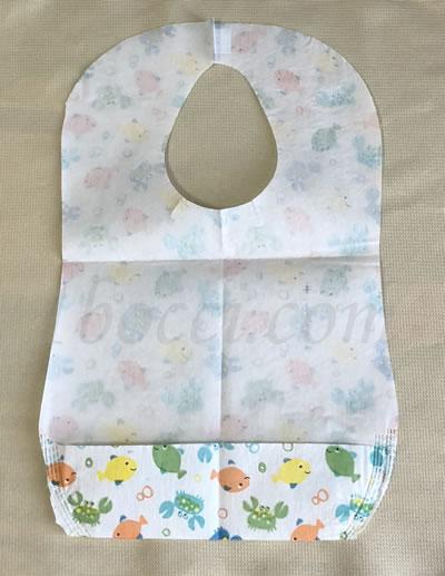 Summer Infant(サマーインファント)キープ・ミー・クリーン使い捨てよだれかけのポケット