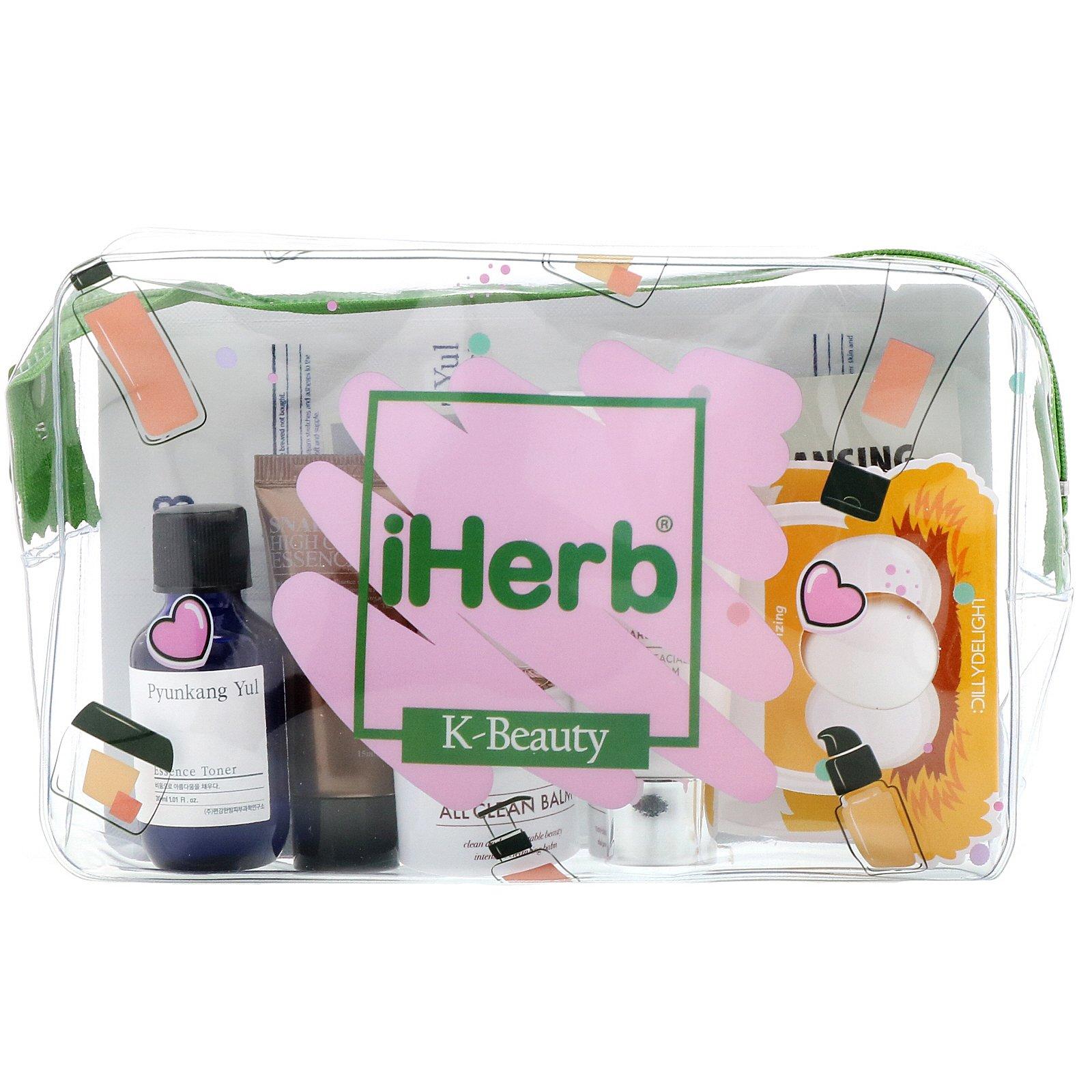 iHerb Goods, K-ビューティー バッグ