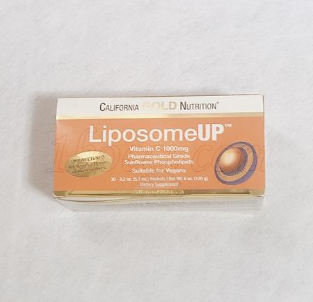 まずい?CGN LiposomeUP リポソームビタミンC 1,000mgのレビュー