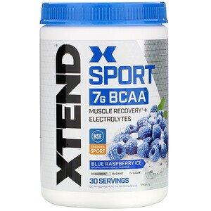 Xtend Sport(スポーツ) 7G BCAA ブルーラズベリーアイス