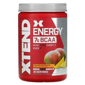 Xtend  ENERGY エナジー 7G BCAA マンゴーマッドネス