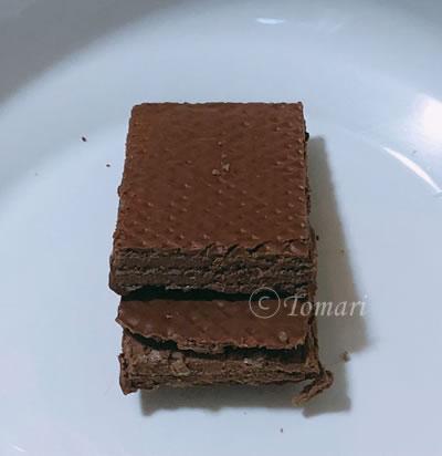 断面-BNRG パワークランチ プロテインエネルギーバーオリジナルトリプルチョコレート味のレビュー!【iHerb】